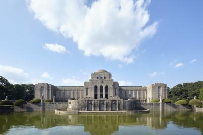 神宮外苑 聖徳記念絵画館