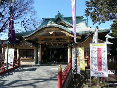 須賀神社・三十六歌仙絵
